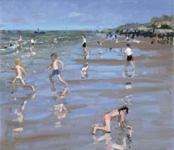 Wet Sands - Signed Limited Edition Print By Andrew Macara