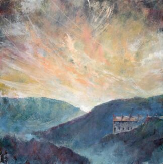 Over the Dingle - Signed Limited Edition Print By Goff Danter