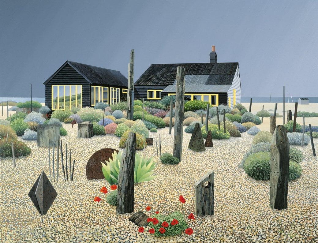 Derek Jarman S Garden By Michael Kidd Limited Edition