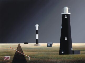 Dungeness - Signed Limited Edition Print By Michael Kidd