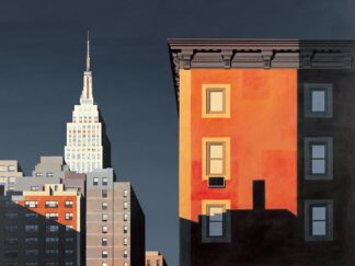 Morning Light Manhattan - Signed Limited Edition Print By Michael Kidd