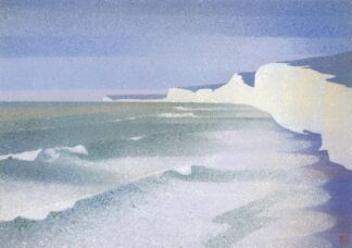 Silver Coast - Signed Limited Edition Print By Robert Hurdle