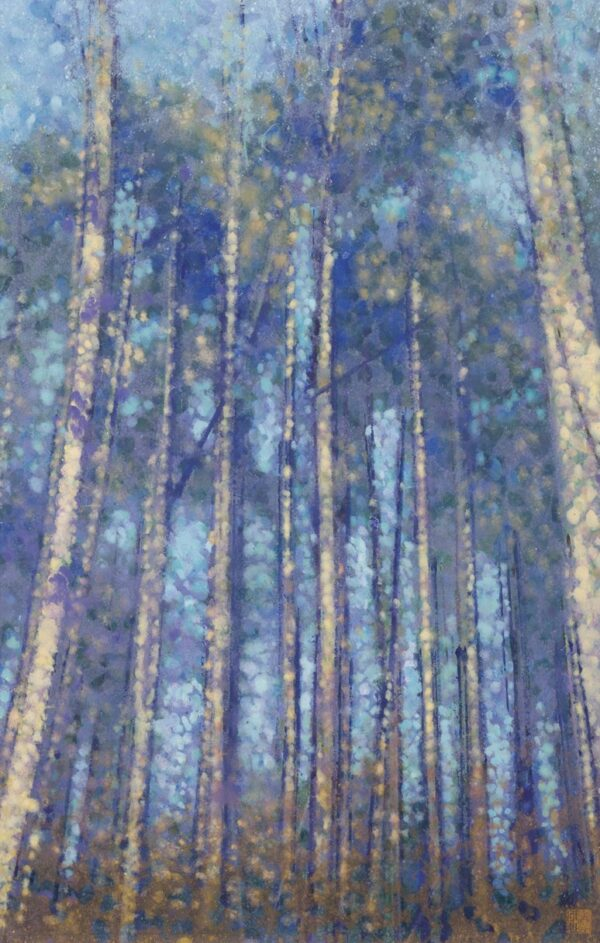 Woodland Shadows - Signed Limited Edition Print By Robert Hurdle