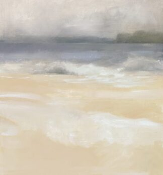 Storm Brewing - Signed Limited Edition Print By Catherine Binnie