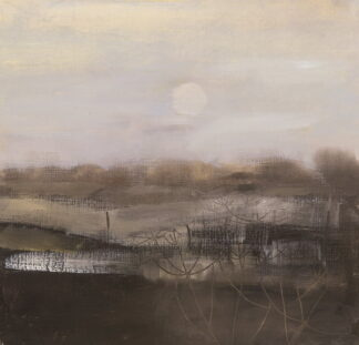 Winter Sun - Signed Limited Edition Print By Catherine Binnie