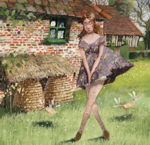 Stealing Honey - Signed Limited Edition Print By Richard Adams