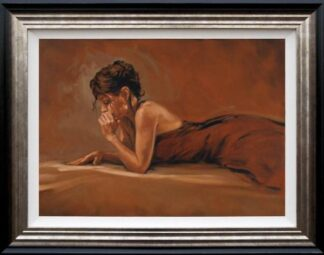 thinking of you ii mark spain framed
