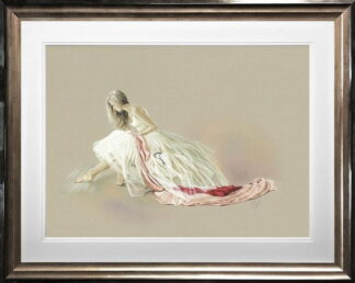 Silk and Satin Kay Boyce Framed
