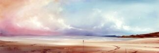 Shoreline Freedom By Ben Jeffery Signed Limited Edition Mounted Paper Print