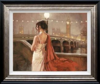 romantic reflections mark spain framed