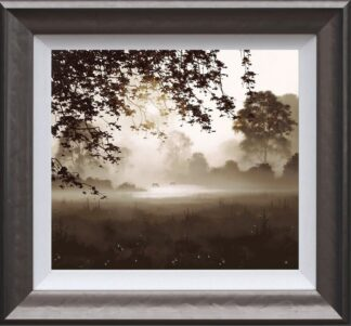 Dawn Companions Signed Limited edition print by John Waterhouse Framed in the artists recommended frame