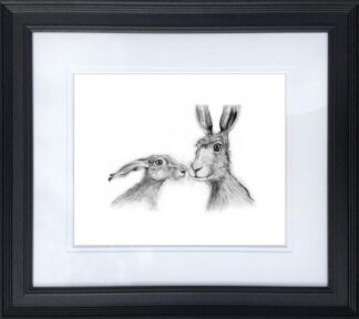 Together Al Hayball Framed