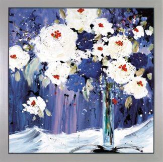 Beauty By Danielle O'Connor Akiyama Signed Limited Edition Box Framed Canvas ramed