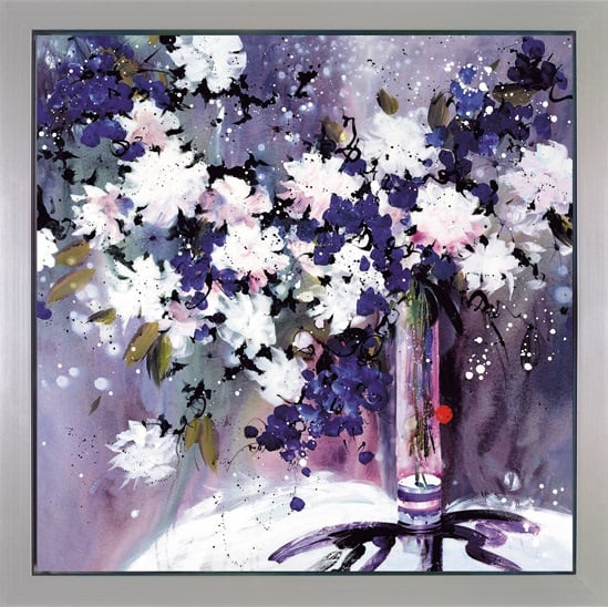 Grace Signed Limited boxed canvas print by Danielle O'Connor Akiyama - Framed in the artists recommended frame