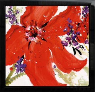 Journey I By Danielle O'Connor Akiyama Signed Limited Edition Print Boxed Canvas Framed