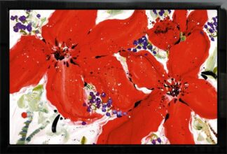 Journey III Signed Limited edition boxed canvas print by Danielle O'Connor Akiyama Framed in the artists recommended frame