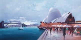 Sydney Harbour By Henderson Cisz Signed Limited Edition