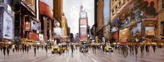 42nd Street (Box Canvas)