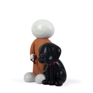 Beware Of The Dog II (Sculpture) -Limited Stock