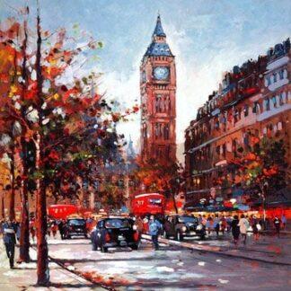 Big Ben Westminster - Only 4 Left in Stock!