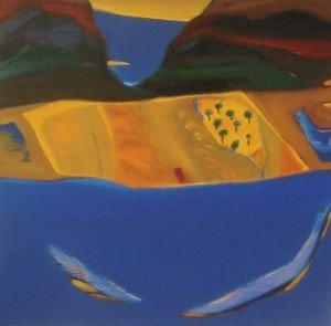 Carpet of Land Floating II