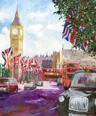 Celebrating Britain - Westminster Wedding