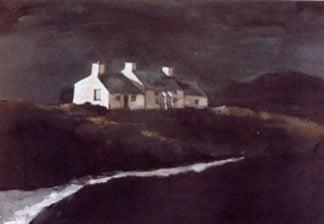 Cottage, Porthclais