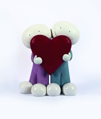 I Love You This Much II (Sculpture) - Limited Stock
