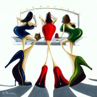In the Ladies