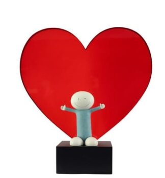 Lots of Love (Sculpture) - Only 1 left!