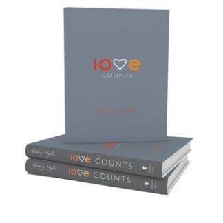 Love Counts (Commemorative) Book   - low stock