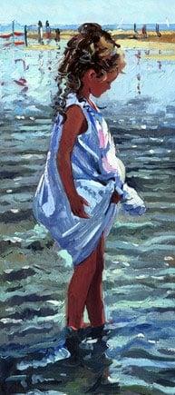 Memories of Summer I (Canvas)