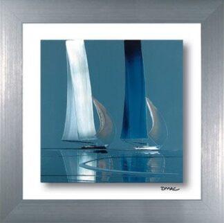 Mirrored Seas III