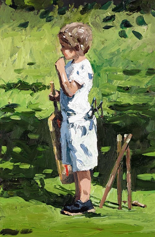 Playful Times II By Sherree Valentine Daines Signed Limited Edition Print