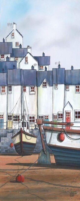 Quayside Terrace II (Canvas)