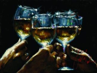 Study For A Better Life, White Wine
