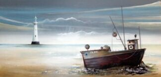 The Old Red Trawler