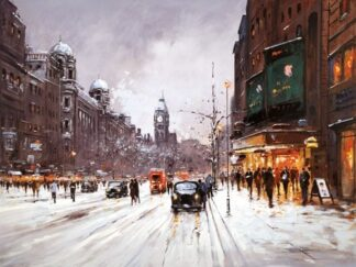 Westminster Twilight (Box Canvas) - Only 5 Left in Stock!