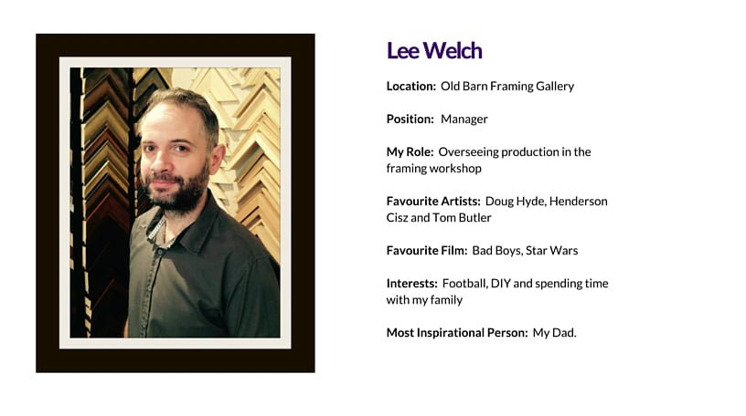 Lee Welch