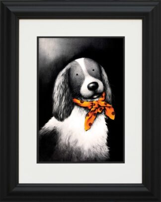 Fine And Dandy By Doug Hyde Signed Limited Edition Framed Giclee Paper Print