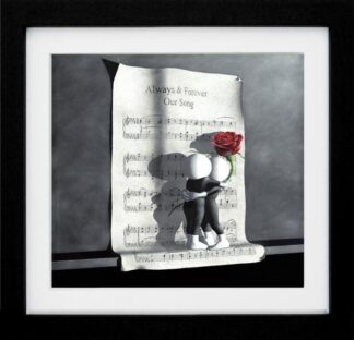 Always And Forever By Mark Grieves Signed Limited Edition 3d High Gloss Print Framed