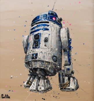 R2D2 - Signed Limited Edition From Paul Oz