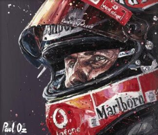 Schumi - signed Limited Edition From Paul Oz