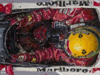 Senna Birdseye - Signed Limited Edition from Paul Oz