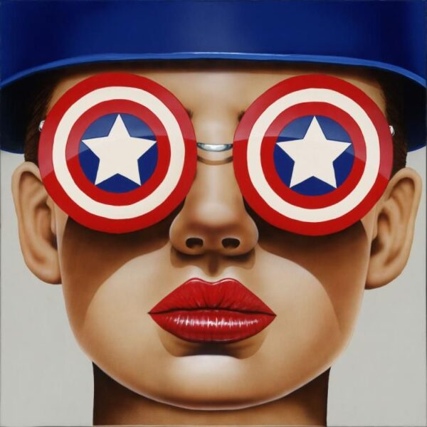 Star Struck By Scott Rohlfs Signed Limited Edition Giclee Canvas Print Framed