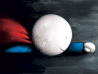 Is It A Bird?, Is It A Plane? By Doug Hyde Signed Limited Edition Paper Print