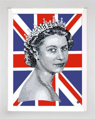 Happy And Glorious By Paul Normansell Signed Limited Edition Paper Print Framed