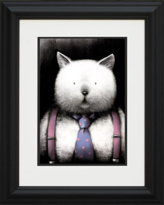 Top Cat By Doug Hyde - Signed Limited Edition Paper and Mounted - Framed