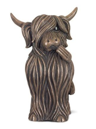 Fab By Jennifer Hogwood Cold Cast Bronze Signed Limited Edition Sculpture