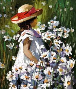 midsummer-daisies